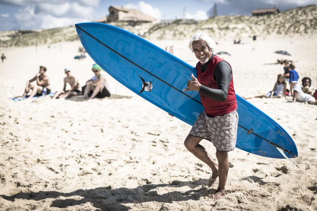Fanfan, gardien de l'esprit surf