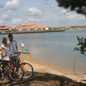 lac marin Vieux Boucauvelo