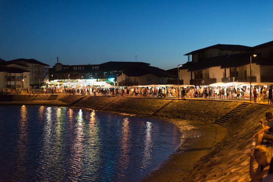 Marché des metiers d'art Vieux Boucau