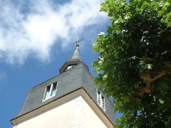 Eglise St Clément Vieux Boucau