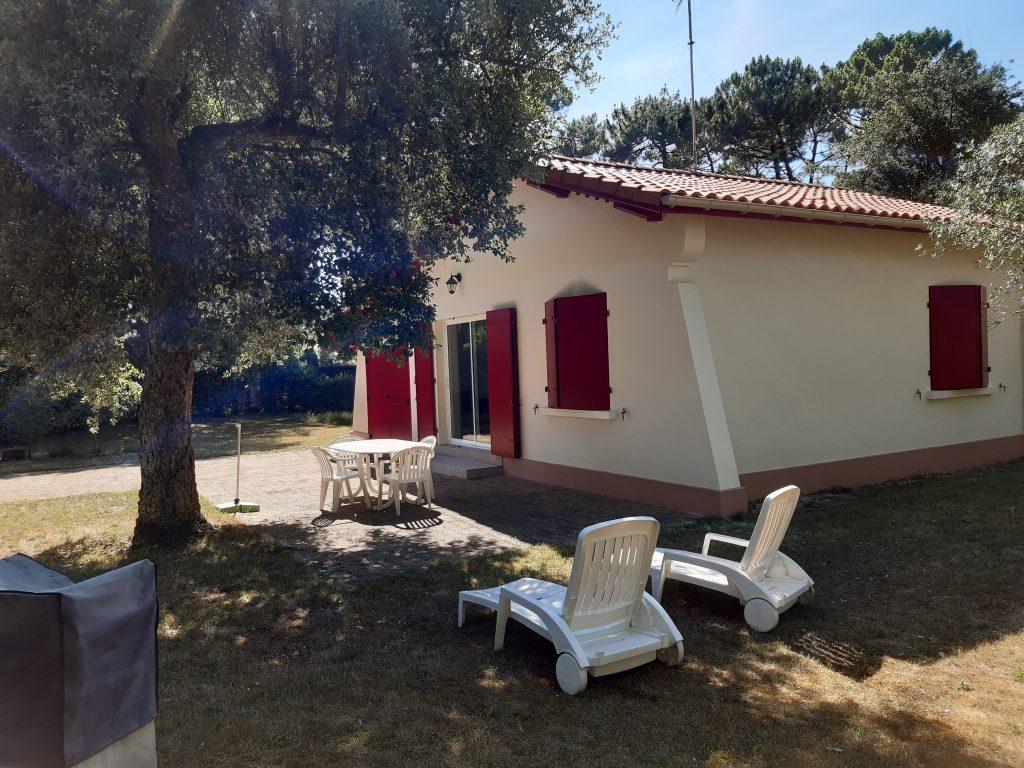 Villa Viguier_Vieux Boucau_Landes Atlantique Sud