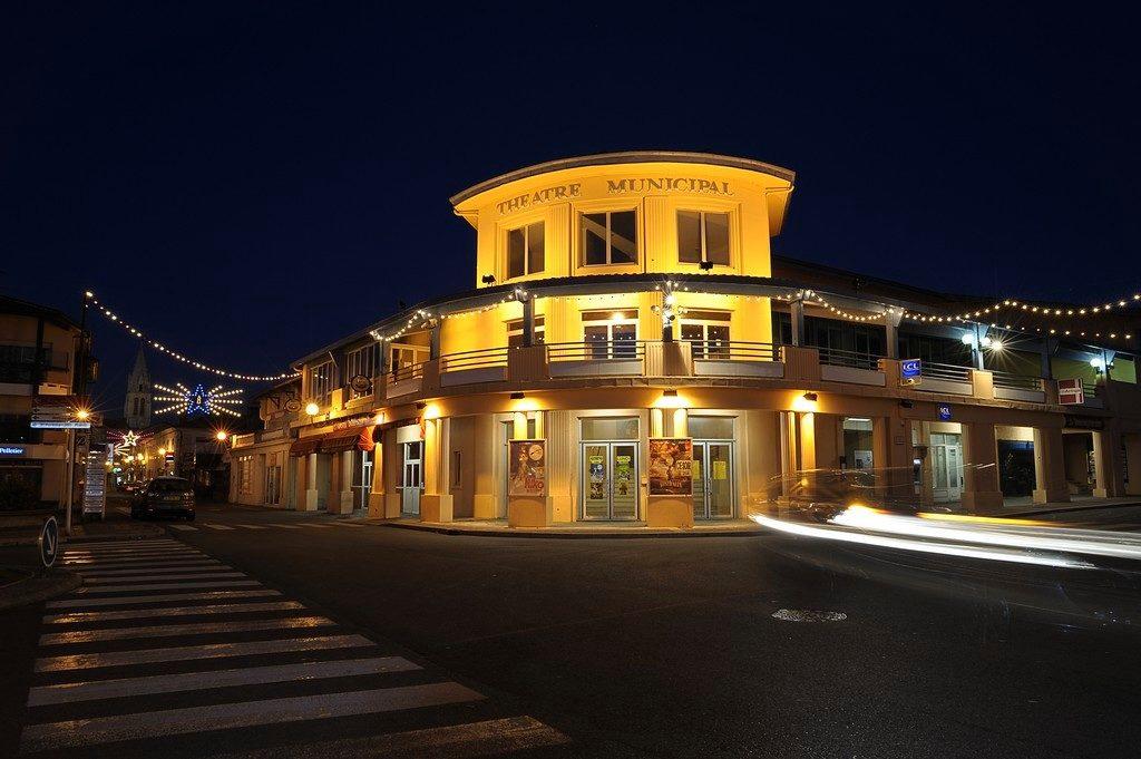 Cinéma l'Atlantic_Soustons_Landes Atlantique Sud