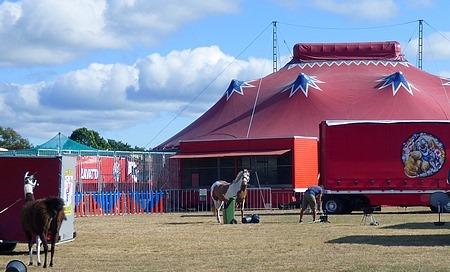 Cirque Zavatta_Vieux-Boucau_Landes Atlantique Sud