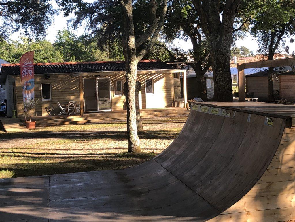 skate camp vieux boucau