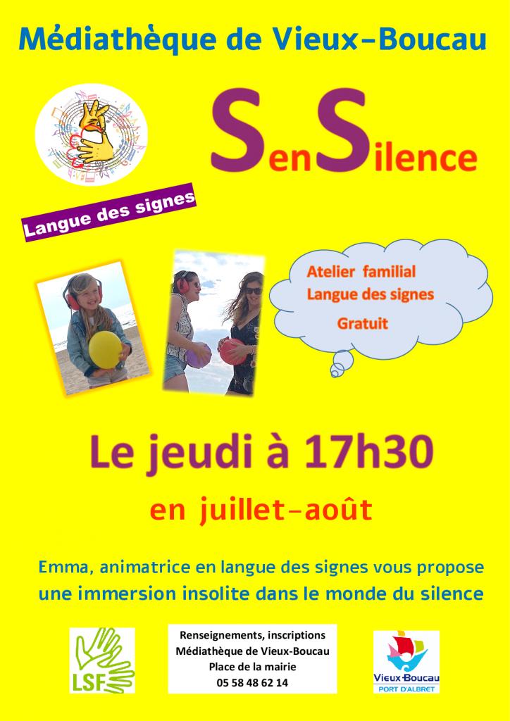 Langue des signes Emma_Vieux Boucau_landesatlantiquesud