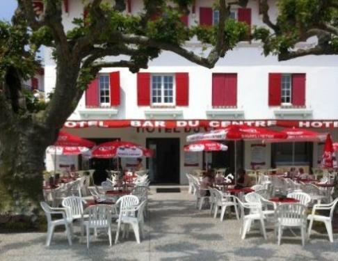 Bar du centre-Vieux-Boucau-OTI Landes Atlantique Sud