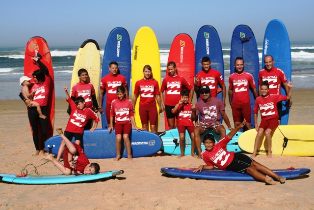 billa surf school