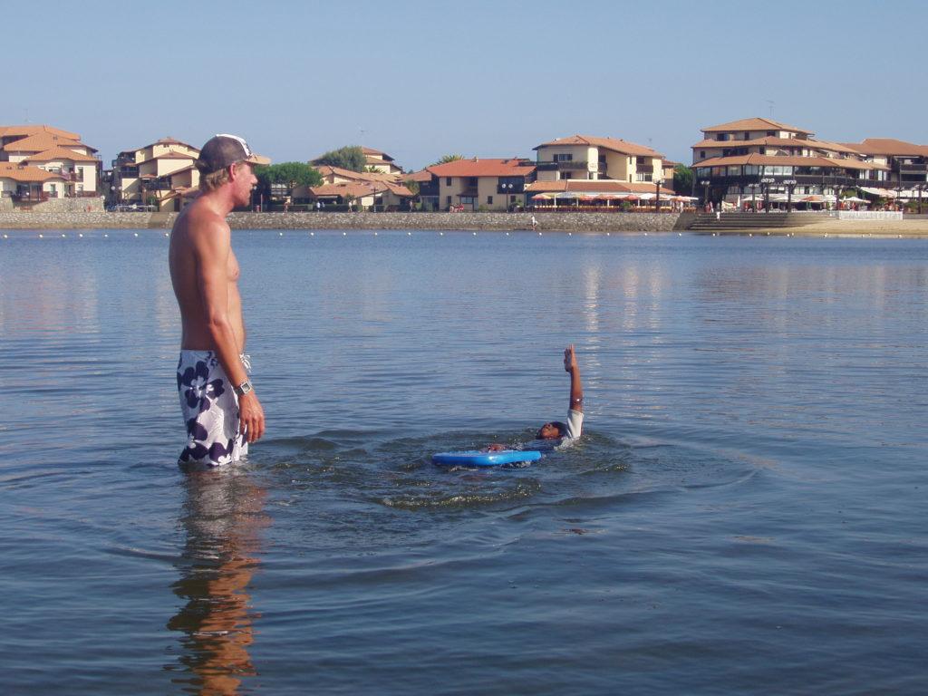 ecole natation albret 2