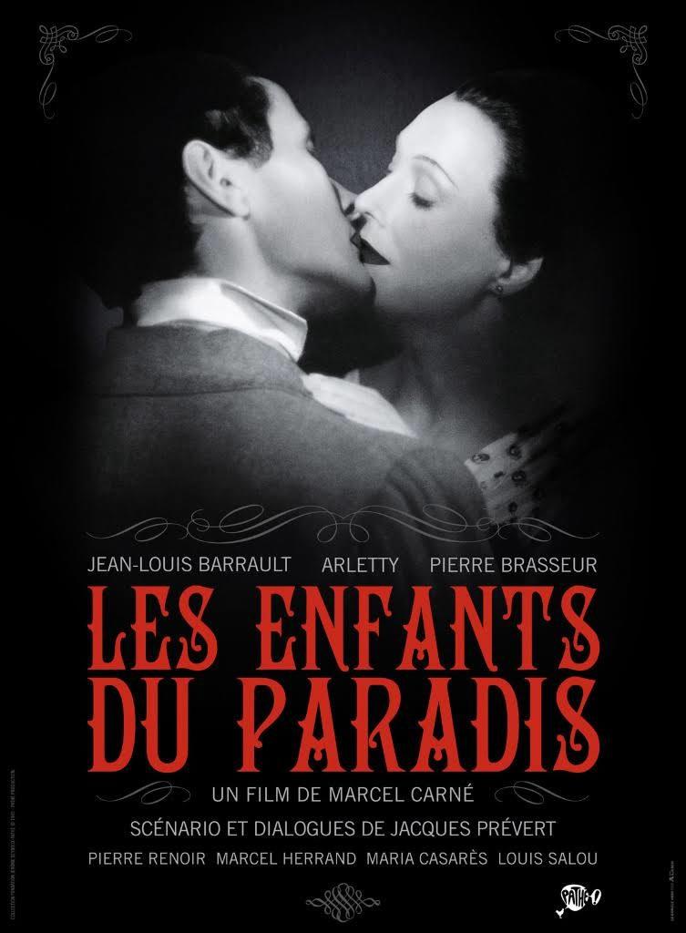 Cinéma-film du patrimoine / Les enfants du paradis