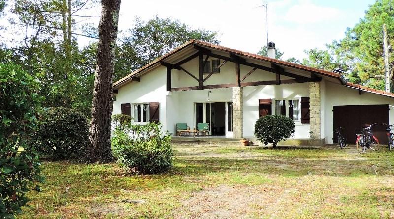 Villa Mimosas_Vieux-Boucau_Landes Atlantique Sud