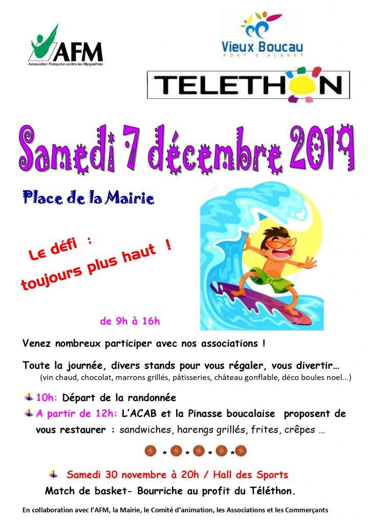 telethon2019_Vieux Boucau_landesatlantiquesud