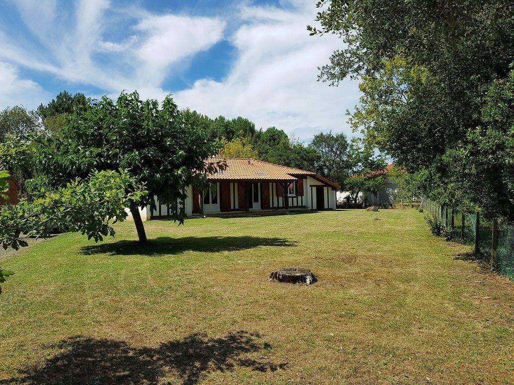 Villa Cammas_Vieux boucau_Landes Atlantique Sud